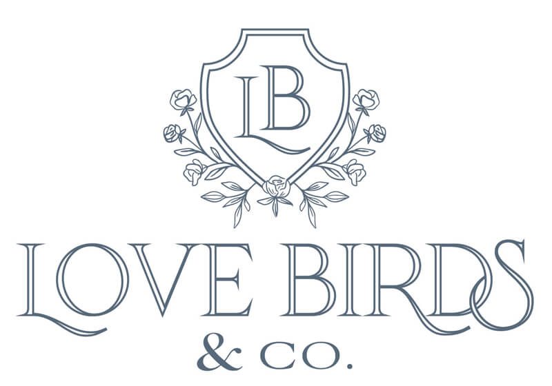 LoveBirds and Co. Logo