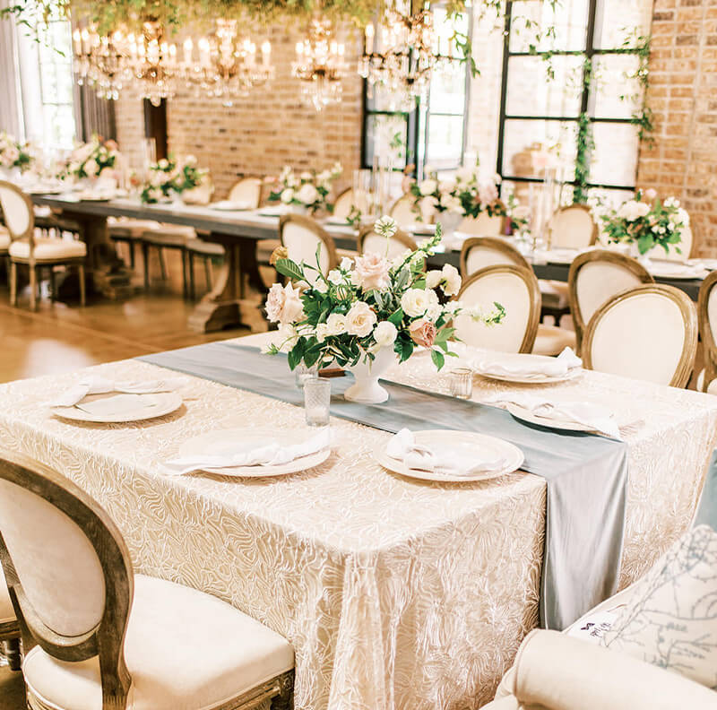 Wedding Planning and Design Houston